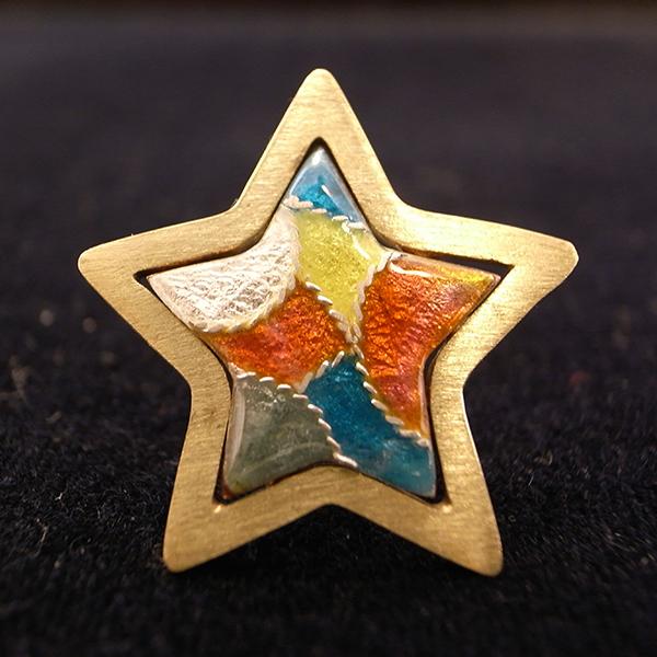 """""""Mosaic"""" pin #2"""